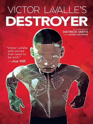 cover image of Victor LaValle's Destroyer