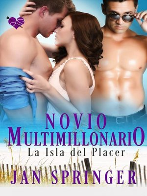 cover image of Novio multimillonario