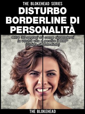 cover image of Il Disturbo borderline di personalità
