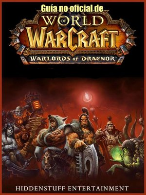 cover image of Guía no oficial de World of Warcraft