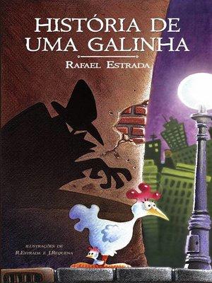 cover image of História de uma galinha