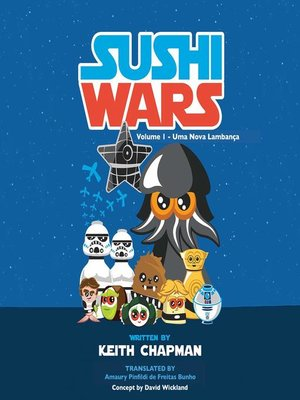 cover image of Sushi Wars