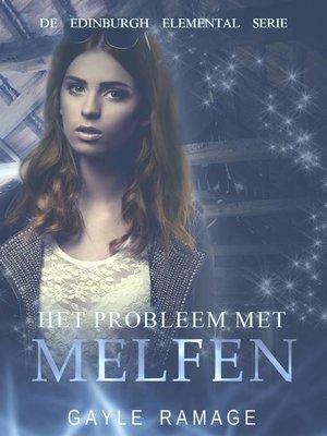 cover image of Het Probleem met Elfen
