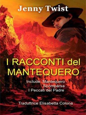 cover image of I Racconti del Mantequero