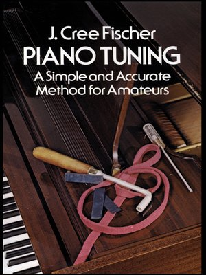cover image of Piano Tuning