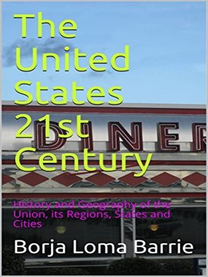 cover image of The United States 21st Century