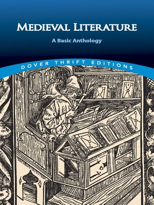 cover image of Medieval Literature