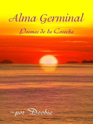 cover image of Alma germinal