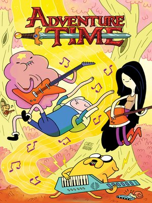 cover image of Adventure Time Volume 9