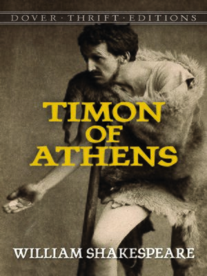 cover image of Timon of Athens