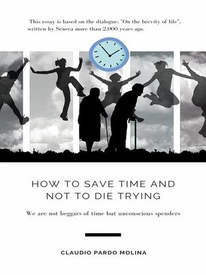 cover image of How to Save Time and Not to Die Trying