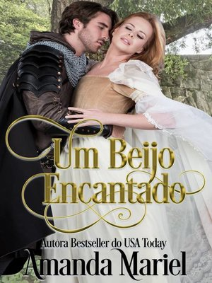 cover image of Um Beijo Encantado
