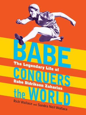 cover image of Babe Conquers the World
