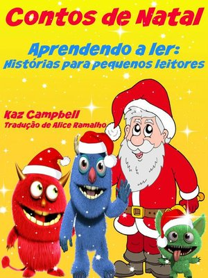 cover image of O Natal Dos Monstrinhos