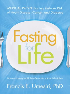 cover image of Fasting for Life
