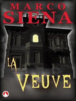 cover image of La veuve