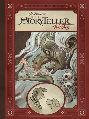 cover image of The Storyteller: Witches