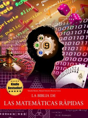 cover image of La Biblia de las Matemáticas Rápidas