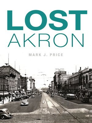 cover image of Lost Akron