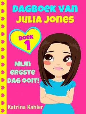 cover image of Dagboek van Julia Jones--Boek 1