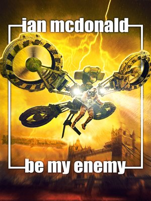 cover image of Be My Enemy