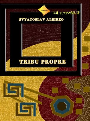 cover image of Tribu Propre