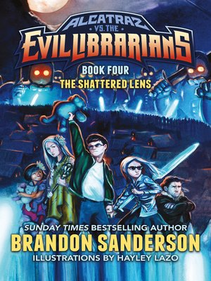 cover image of The Shattered Lens