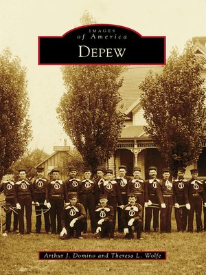 cover image of Depew