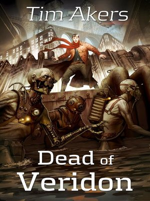 cover image of Dead of Veridon