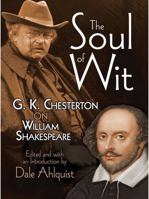 cover image of The Soul of Wit
