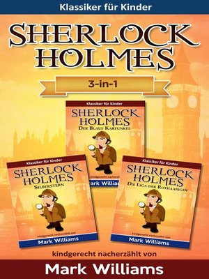 cover image of Sherlock für Kinder