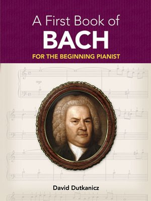 cover image of A First Book of Bach