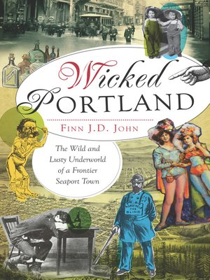 cover image of Wicked Portland