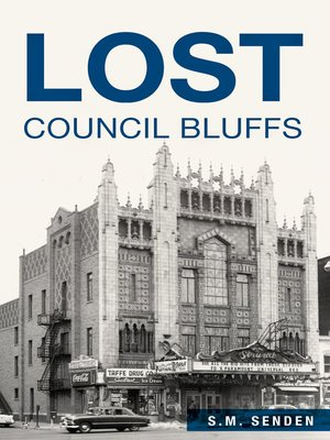 cover image of Lost Council Bluffs