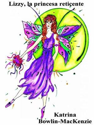 cover image of Lizzy, la princesa reticente