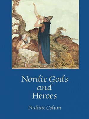 cover image of Nordic Gods and Heroes