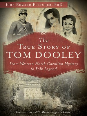 cover image of The True Story of Tom Dooley