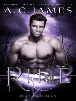 cover image of Ride: The Veil