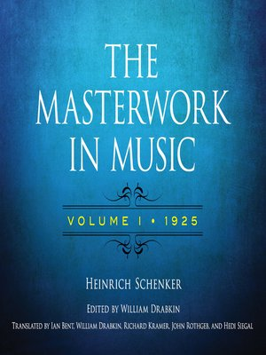 cover image of The Masterwork in Music