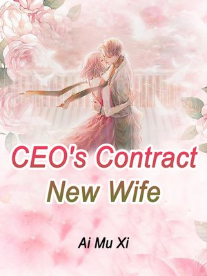 cover image of CEO's Contract New Wife