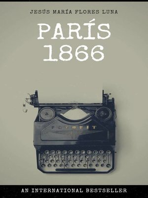 cover image of París 1866