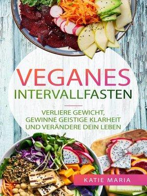 cover image of Veganes Intervallfasten