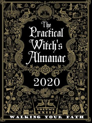 cover image of The Practical Witch's Almanac 2020