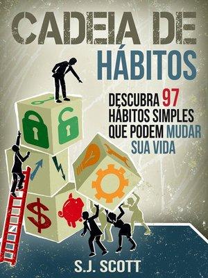 cover image of Cadeia De Hábitos