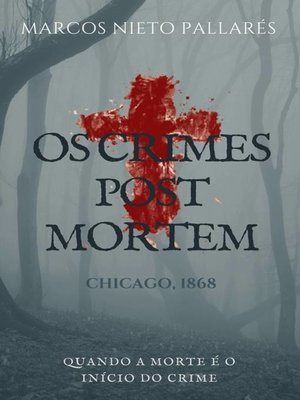 cover image of OS CRIMES POST MORTEM