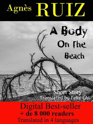 cover image of A Body On the Beach