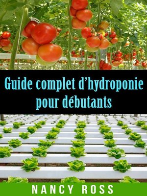 cover image of Guide complet d'hydroponie pour débutants