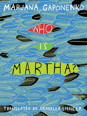 cover image of Who Is Martha?