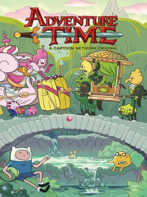 cover image of Adventure Time (2012), Volume 15