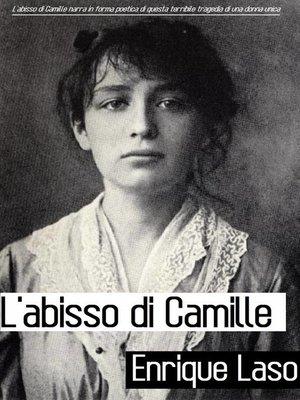 cover image of L'abisso di Camille